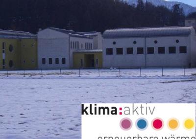 Energiecontracting Volksschule Rosegg